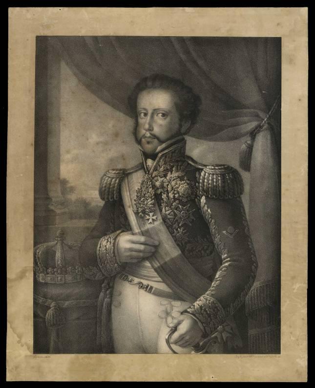 Pedro I, Imperador do Brasil, 1798-1834 - Gravuras