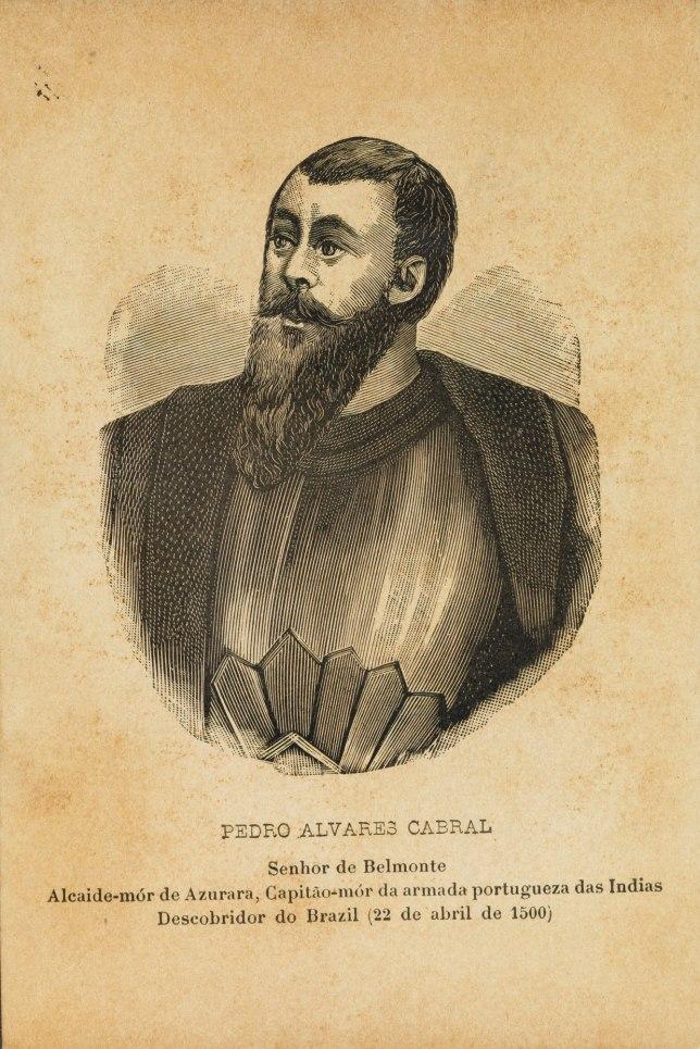 Cabral, Pedro Álvares, 1467 ou 8-1520 ou 6