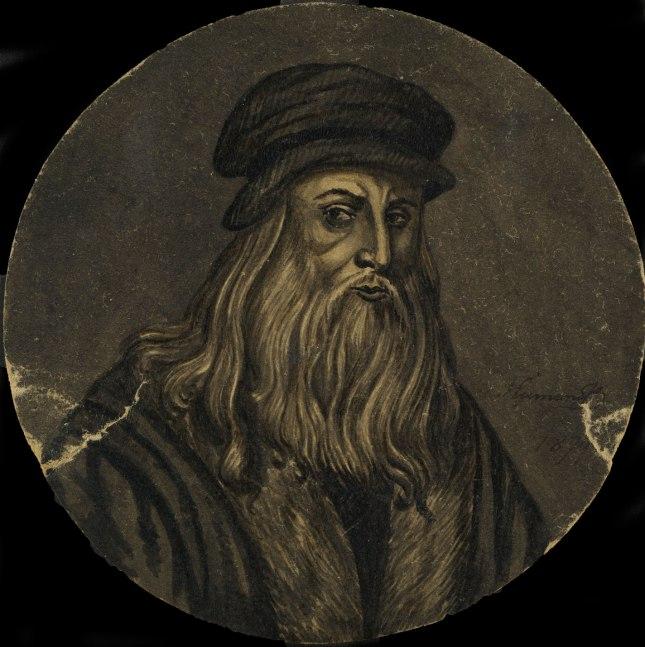 Leonardo, da Vinci, 1452-1519 - Retratos