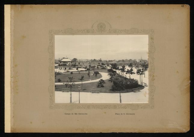 Musso, Luiz - Campo de São Christovão (Rio de Janeiro, RJ) – História.