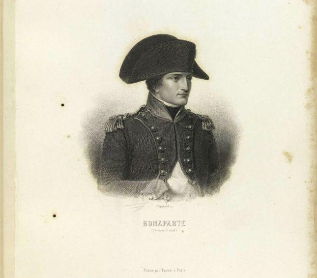 Vignettes et Portraits pour le Consulat et l'Empire