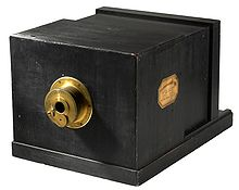 Câmara de daguerreótipo Succe Frères, de 1939 / Westlicht Photography Museum, em Viena, na Áustria