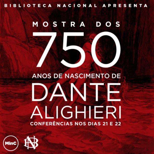 Dante, poeta de toda a vida - Fundação Biblioteca Nacional