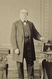 Insley Pacheco. Retrato de Georges Leuzinger, c. 1863. Rio de Janeiro, RJ / Acervo IMS