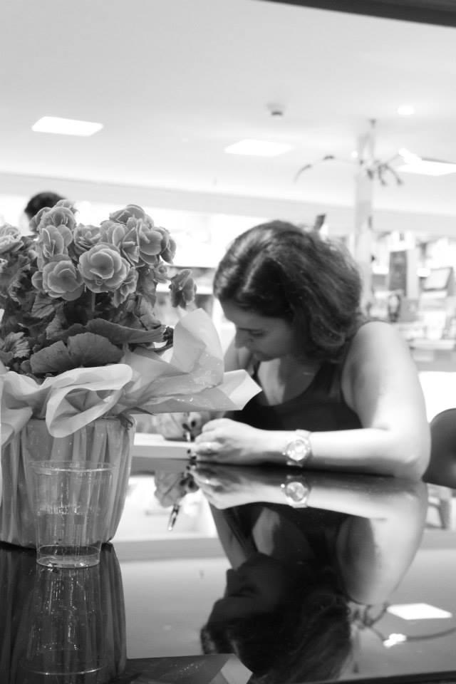 Ana Carolina Delmas-autora Parceira