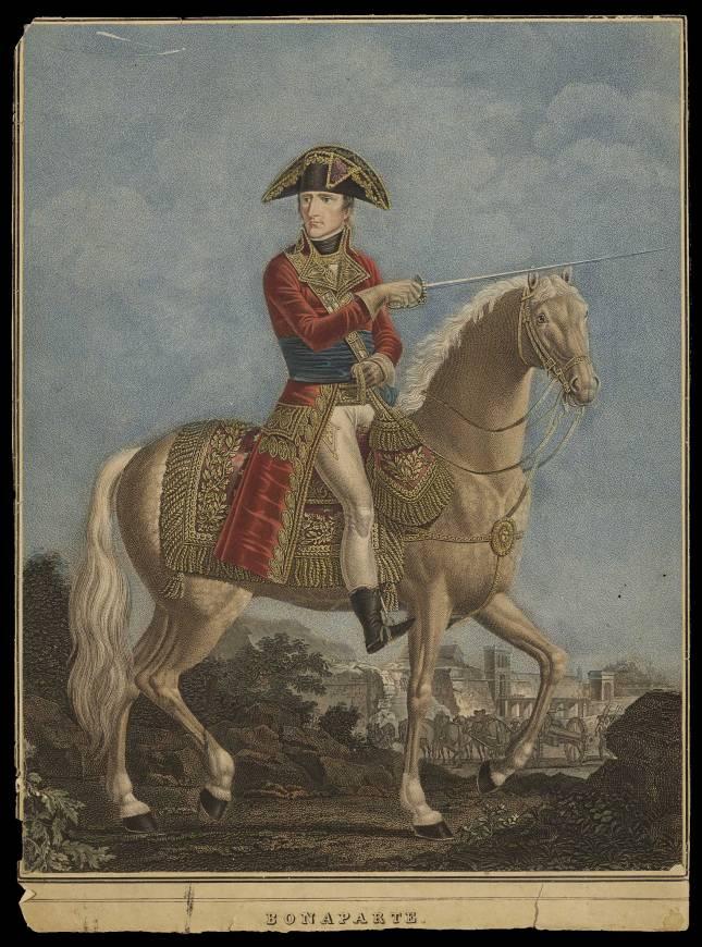 Bonaparte [Iconográfico] Acervo FBN.