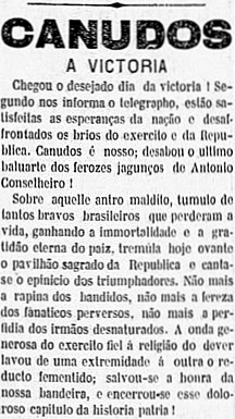 Gazeta de Notícias 07/10/1897