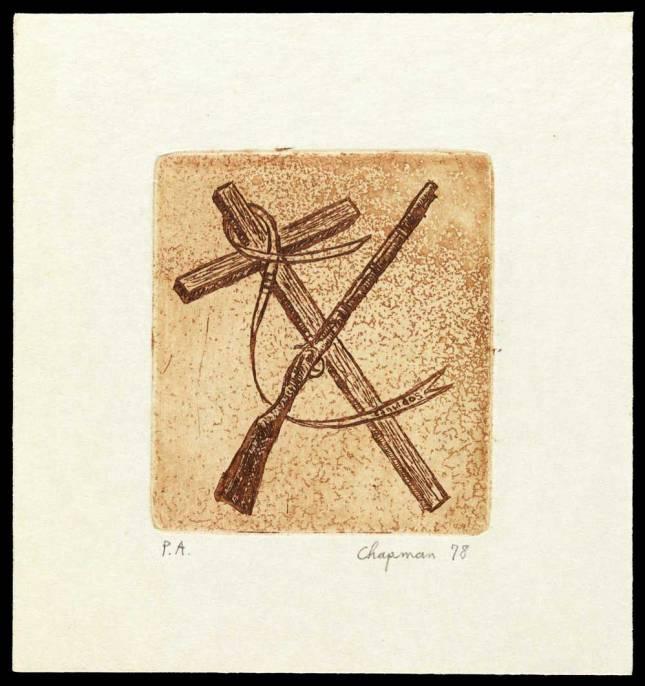 O selo de Canudos [Iconográfico] Chapman, Grover. 1978.