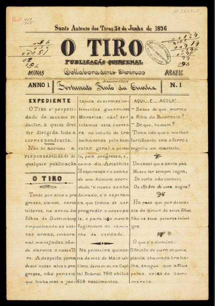 o-tiro-jornal-manuscrito